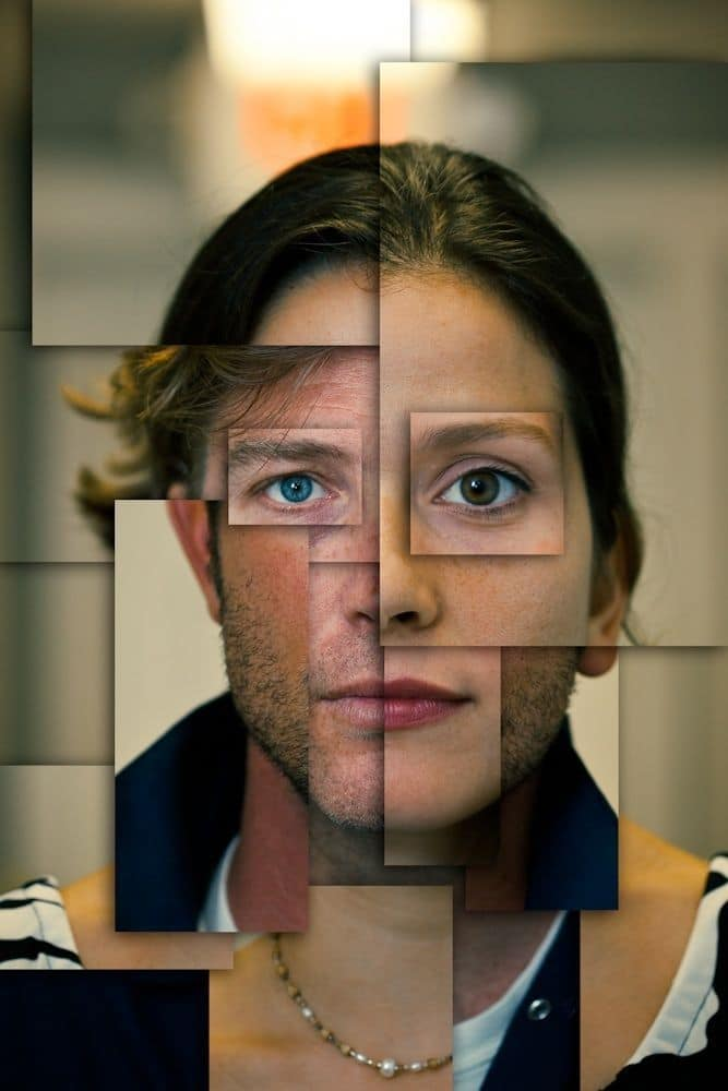 92a1dfa8d764906c69c5cfcd48cc153d identity art face photo 1 - NOT READY FOR TAKEOFF FACE SCANS AT AIRPORT DEPARTURE GATES