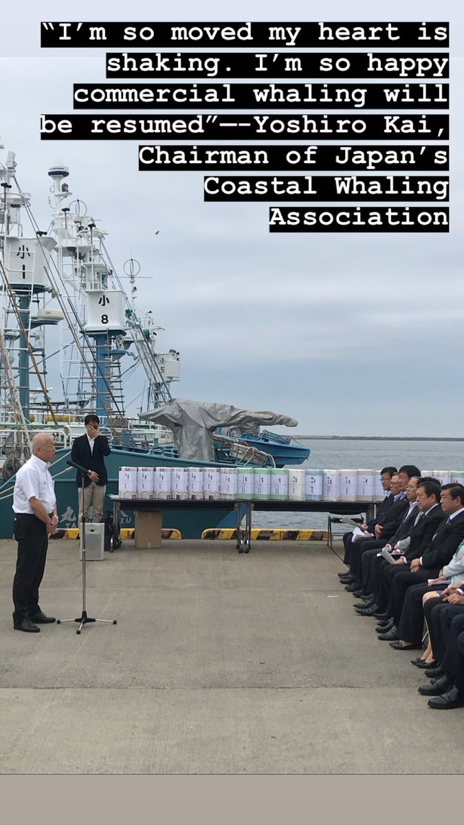D WWqs1U4AA0P2H - Japan resumes commercial whaling for the first time in over 30 years