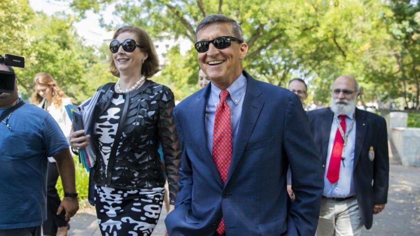 AP 19253598585257 flynn 850x478 - U.S. moves to drop case against Trump ex-adviser Flynn, who admitted lying to FBI