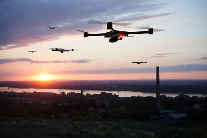 shutterstock 1143966755 850x567 - DRONES TO CHECK TEMPS