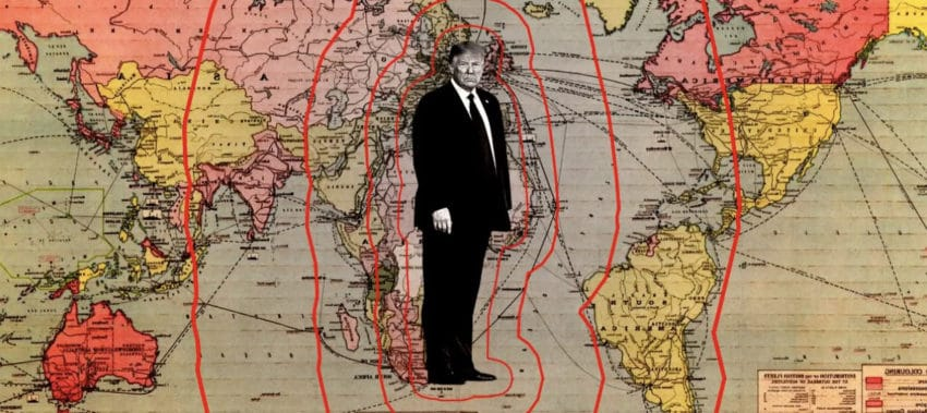 ddd 850x379 - The world is putting America in quarantine