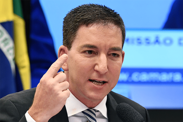 disone - Glenn Greenwald On His Resignation From The Intercept