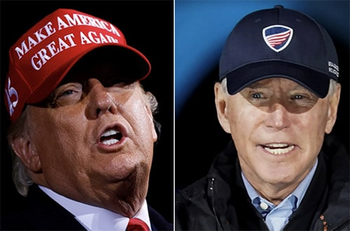 this - Biden, Trump rally on final day of elections race: Live news