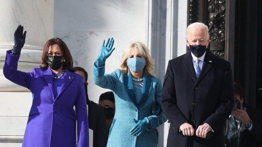 116599487 0833e70e 28b5 4136 9b72 567300cf1a4b 850x478 - Biden inauguration: New president sworn in amid Trump snub