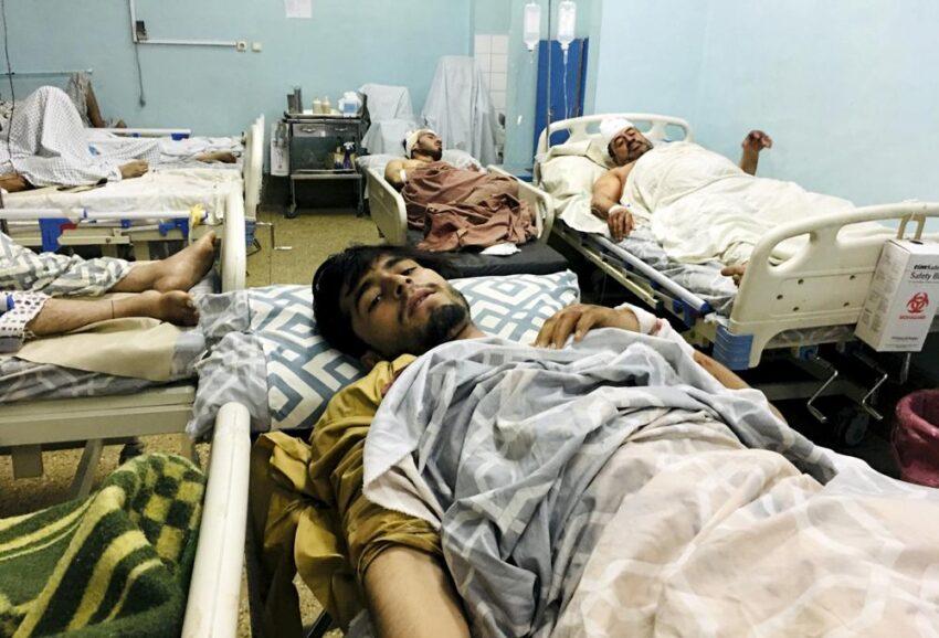 1000 1 850x578 - Taliban Kabul airport attack kills 60 Afghans, 13 US troops