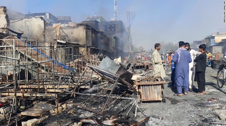 210808233318 02 kunduz afghanistan 0808 exlarge 169 - Taliban seize fifth provincial capital in Afghanistan after string of victories