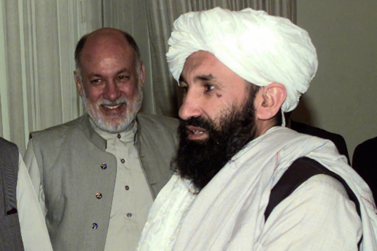 1999 08 25T120000Z 148714596 RP1DRILAFJAD RTRMADP 3 PAKISTAN 2 - Taliban announces new government in Afghanistan